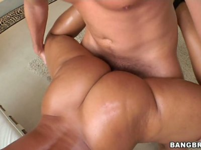 Legendary brunette Lisa Ann loves doggy style pounding