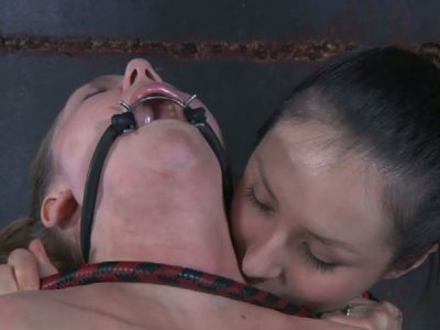 Screaming spoiled and hot BDSM fan Star reaches orgasm