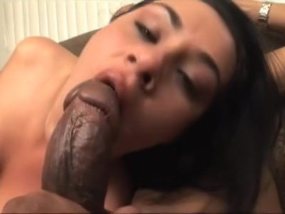 CHARLIE CHASE- SUCKS AND STROKES BLACK COCK--WWOOOOWWW! DEVOURSSSSS!!!