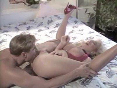 guy tasting own cum from girl
