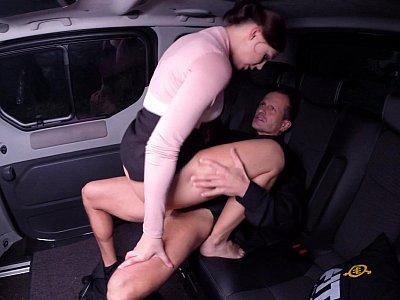 Dirty backseat riding
