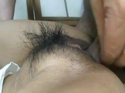 Toshi Enami Skinny JAV Mature Pleasing A Cock