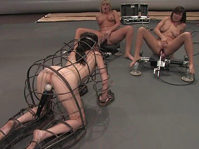 Flower Tucci, Sindee Jennings and local girl, Vai.