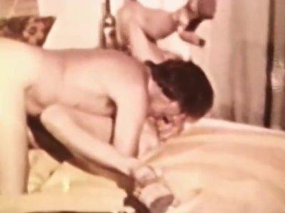 Exotic sex scene Vintage best ever seen