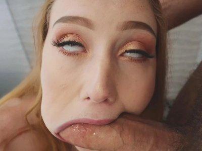 Stepsister Arietta proper FacePhucked