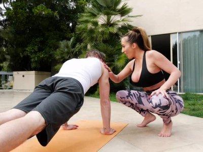 MILF Gym Motivation