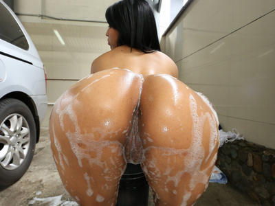 Colombian Booty getting Fucked