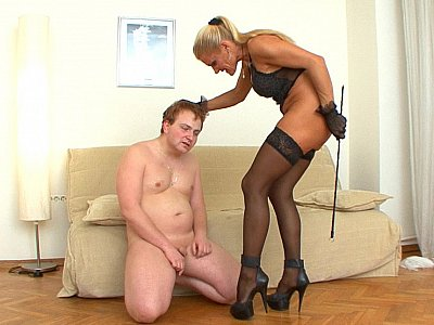 His ruthless mistress