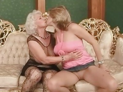 Lusty Grandmas and Hot Teens