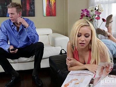 Stepdad/slut anal blackmail discipline